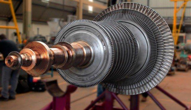 Rotores de Turbina