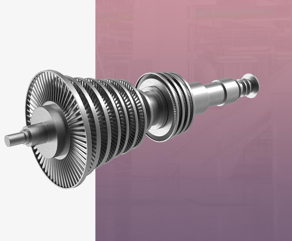 Procurando Turbina a Vapor para | Gerar Energia Elétrica?