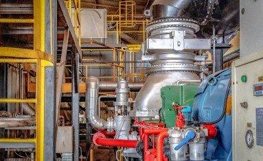 As vantagens da geração de energia através de vapor